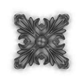 Розетка - литой декоративный элемент орнамента от производителя