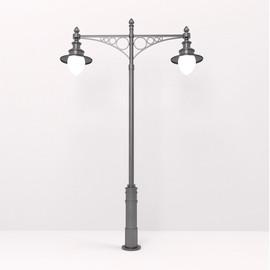 Фонарный столб для уличного освещения - Прага